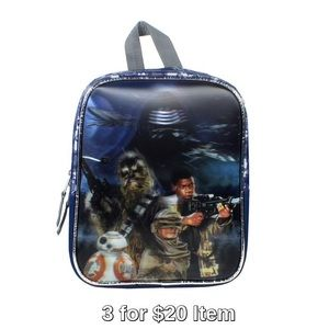 Star Wars Episode VII Force Awakens Mini Backpack